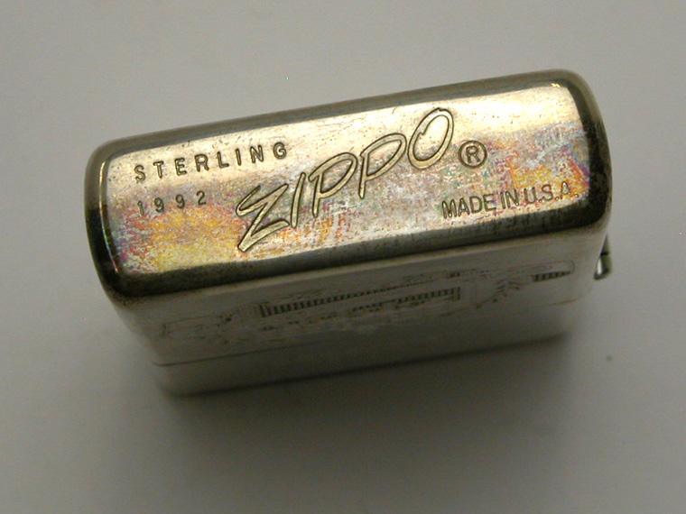 銀製品の手入れ:磨きずらい黒ずみ